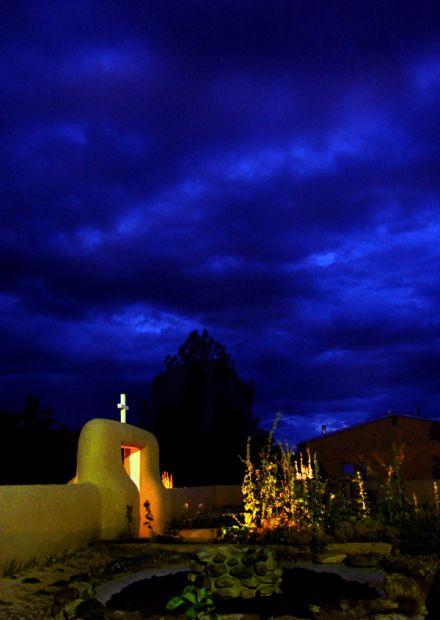 Rancho de Taos-New Mexico